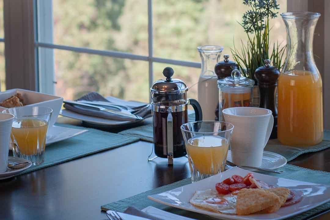 Kerami-breakfast